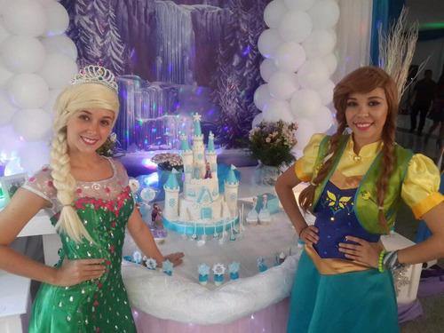 show infantiles descendientes - luna - moana - frozen