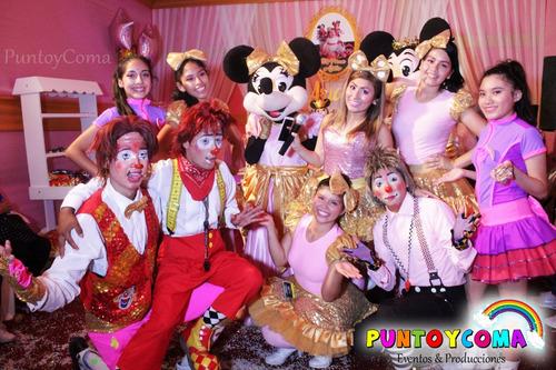 show infantiles tematicos navideños - baby shower hora loca