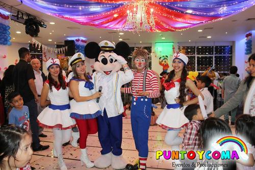 show infantiles tematicos navideños  -  hora loca - navidad