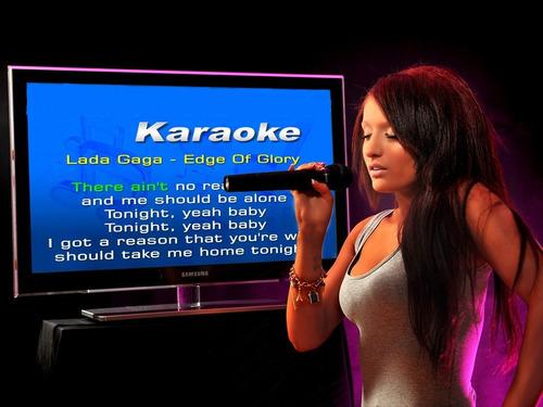 show karaoke tu hogar