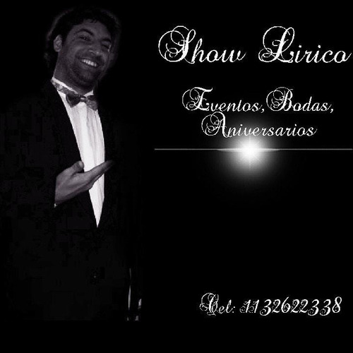 show lirico (tenor)