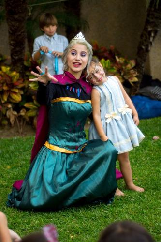 show los increibles , minipeluqueria , how princesas disney