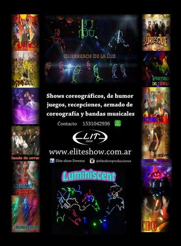 show luminicent show lumínico neon!! precios accesibles!