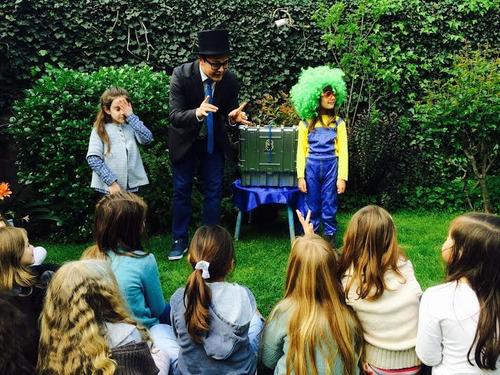 show magia infantil