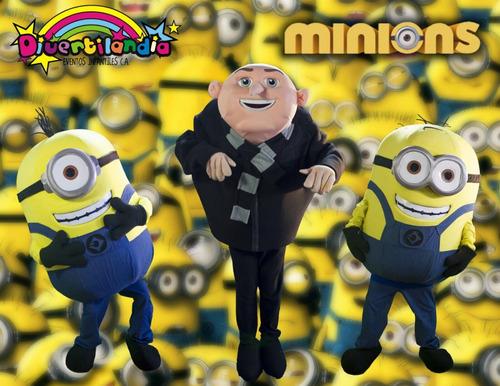 show mickey minions toystory ben 10 buzz woody muñecotes