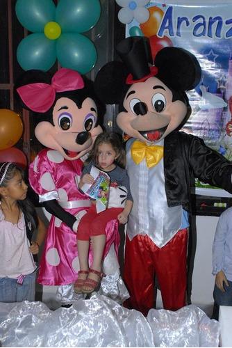 show muñecotes princesas,mickey minnie,backyardigans,barney