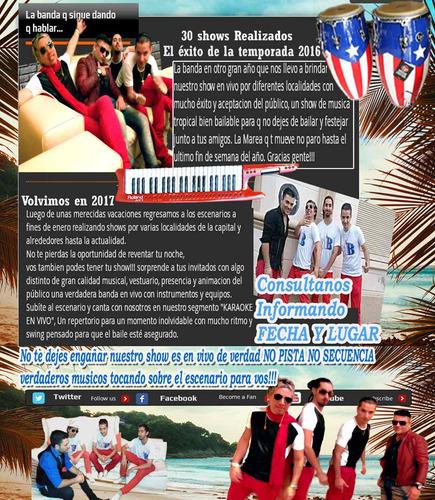 show musical banda cumbia! fiestas #casamientos#15años