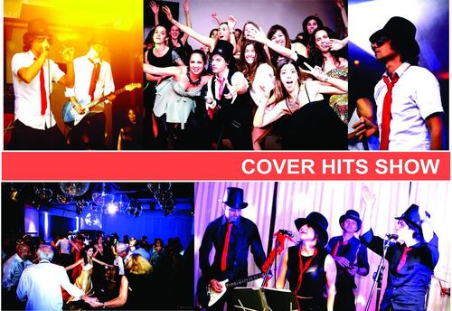 show musical banda de covers en vivo-animacion para fiesta