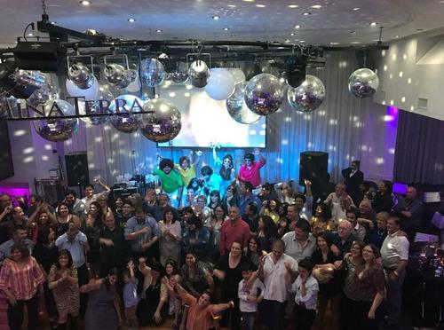 show musical / banda en vivo! para fiestas eventos `60`70