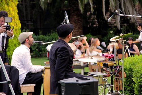 show musical banda-eventos.dúo bossa,reggae,pop,rock nac,80s