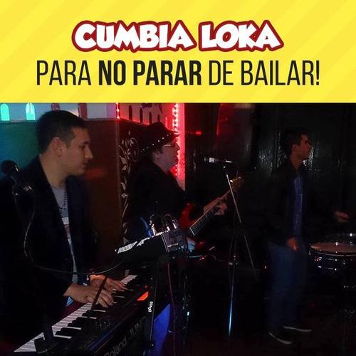 show musical / cumbia del recuerdo / fiestas / casamientos!!