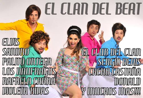 show musical fiestas cumpleaños eventos ! banda de covers