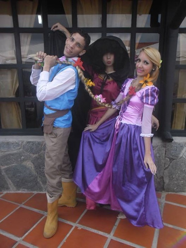 show musical infantil frozen , rapunzel, thinkerbell,otros