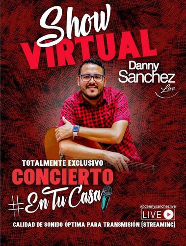 show musical virtual // serenata virtual exclusivo