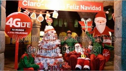 show navideño corporativo y más
