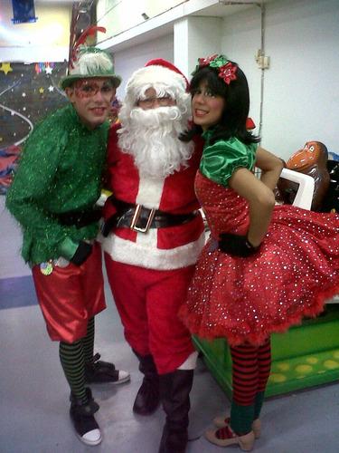 show navideño para eventos