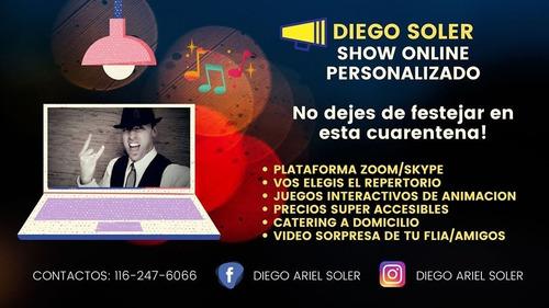 show online - regalo / cumpleaños / aniversario