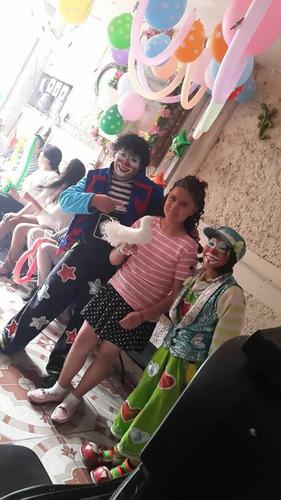 show payaso, payasitos, mago, fiestas infantiles,y eventos