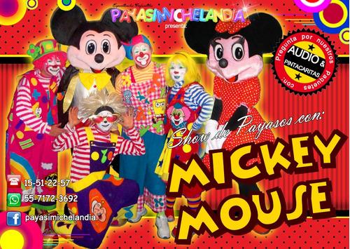 show payasos fiesta