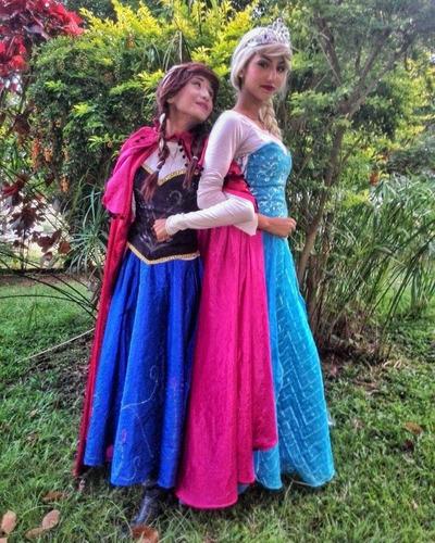 show princesas frozen los descendientes soy luna moana