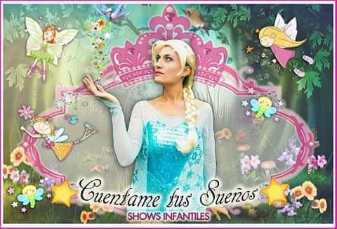 show princesas:frozen,elena, bella, rapunzel,aurora y más