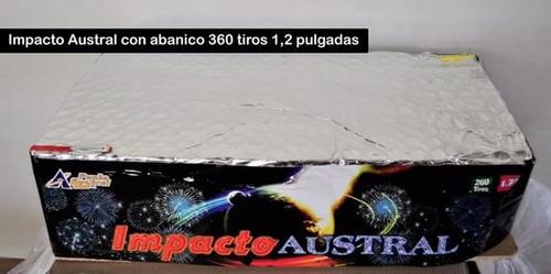 show prof impacto austral 260t 1.2 /fuegos artificiales