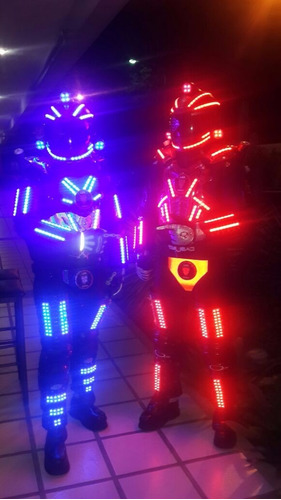 show robot led  ( led robot )
