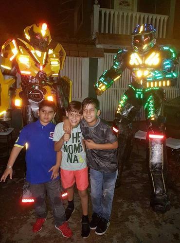 show robot led whatsapp 04140140452