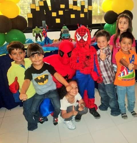 show spiderman