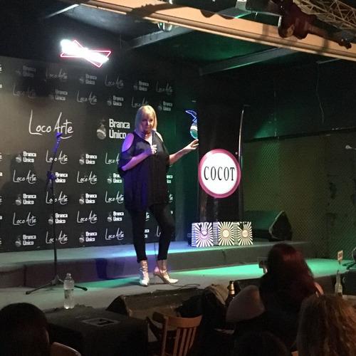 show, stand up (monólogos de humor) eventos