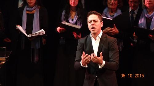 show tango,melodico y lirico, tenor alberto miranda