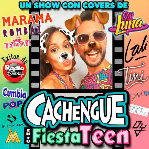 show teen infantil egresados covers cumbia pop soy luna