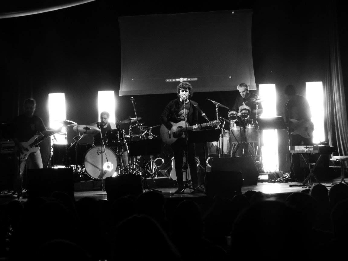 Show Tributo A Sabina Y O Calamaro Rock Nac Banda En
