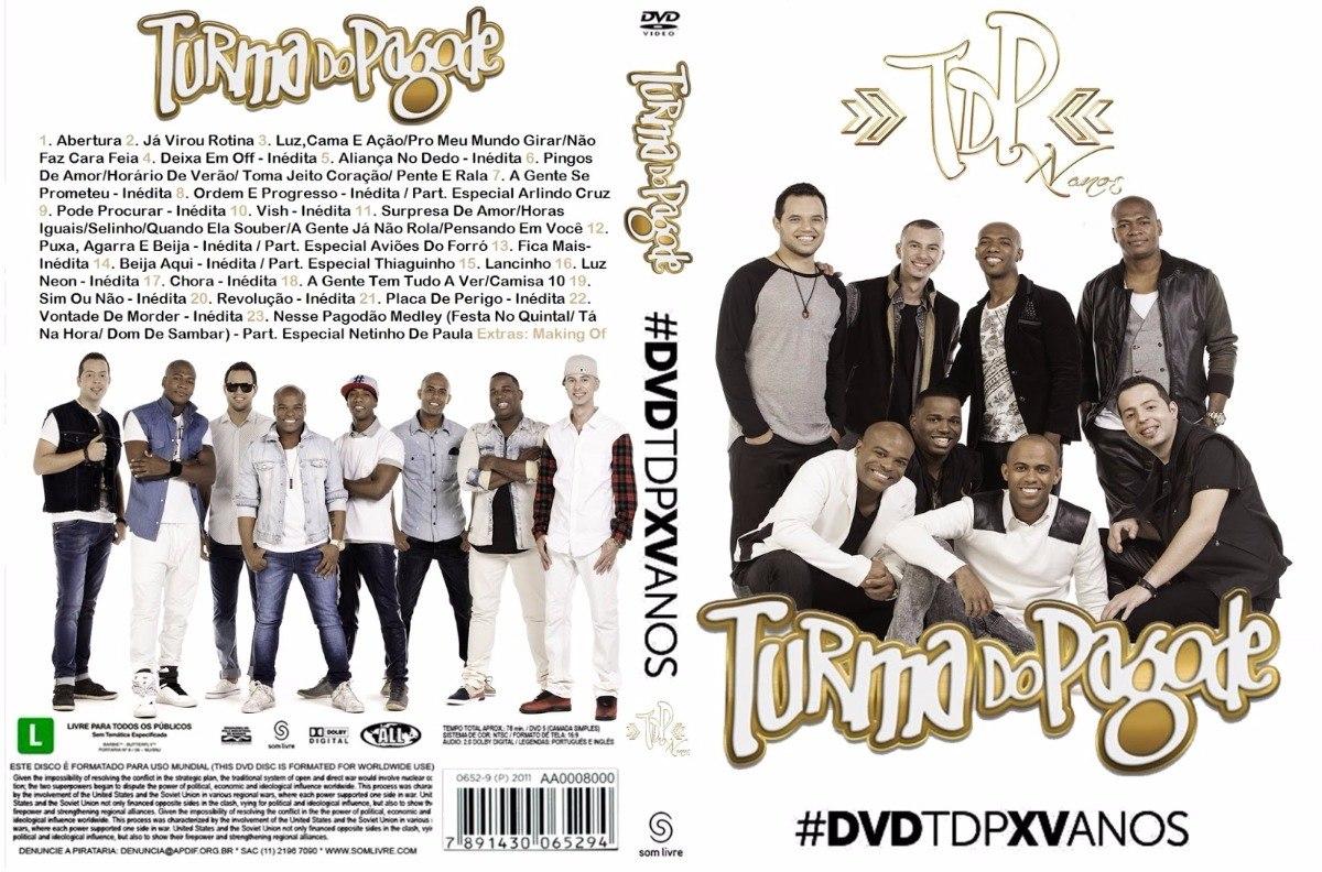 novo cd turma do pagode 2011