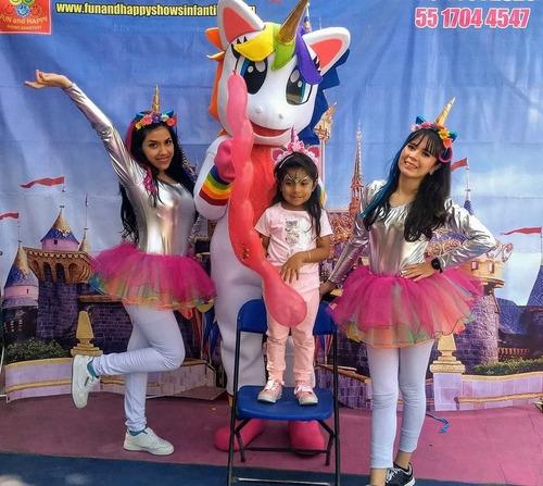 show unicornio