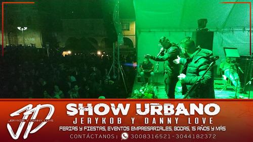 show urbano (reggaetón)