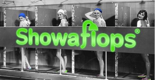 showaflops girl's antimicrobial ducha y agua sandalias - con