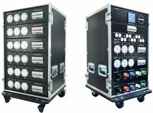 showco  cc-3030 centro de carga portatil