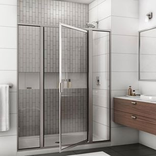 shower door - templado - acrilico