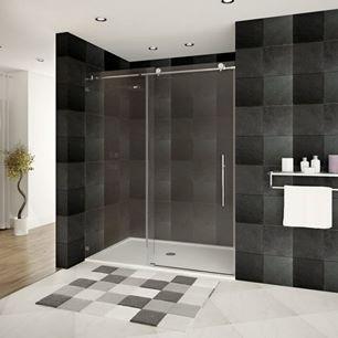 shower door - templado - acrilico-cierre de terraza-