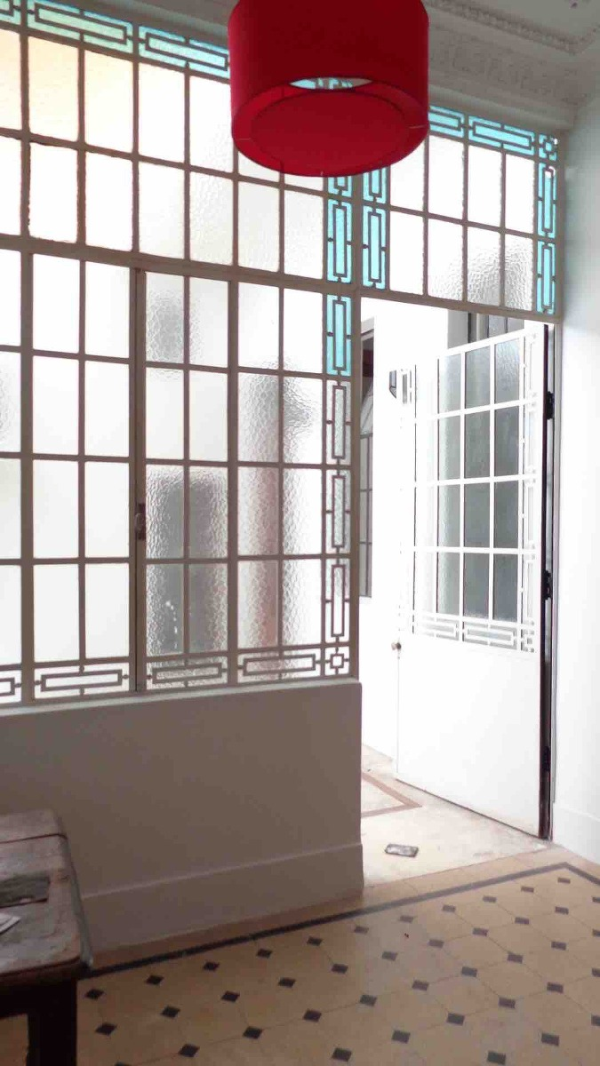 showroom alquiler hora / día ph 180 m2 colegiales - equipado