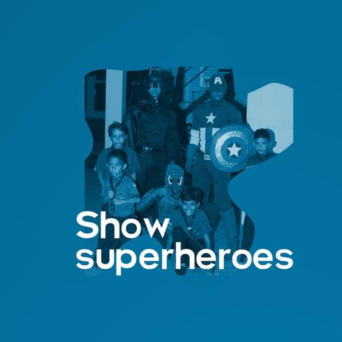 shows, animación y recreación y organización de eventos