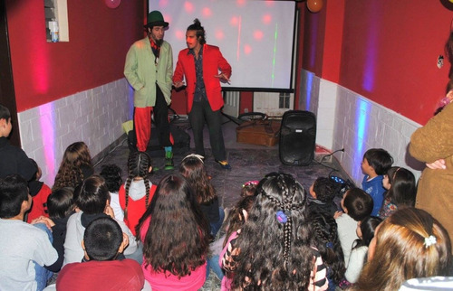 shows circo animaciones