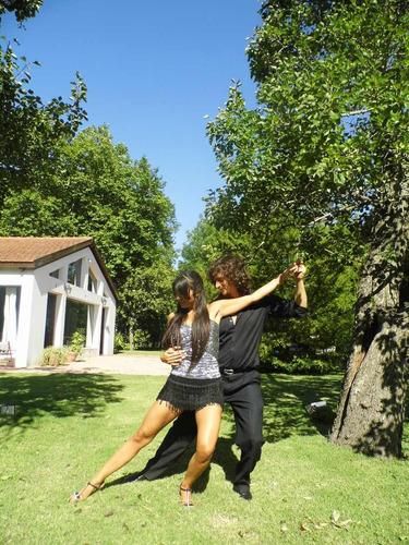 shows de baile casamientos ,quince años. tango o salsa!!!