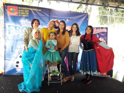shows de frozen cdmx