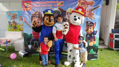 shows de la patrulla canina!