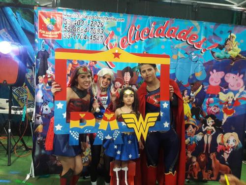 shows de las super hero girls en cdmx