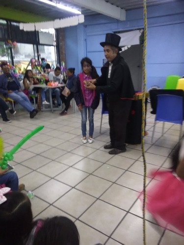 shows de mago infantil en ciudad de méxico
