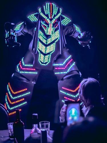 shows de robot led todo tipo de eventos!