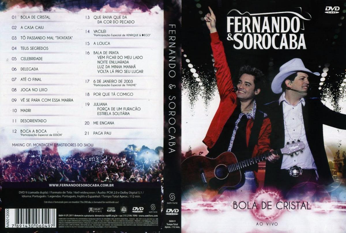 sertanejo fernando sorocaba dvd bola cristal 2011